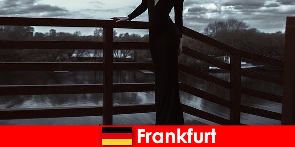 Sensual quản lý hộ tống ở Frankfurt am Main nuông chiều khách hàng của họ từ đầu đến chân