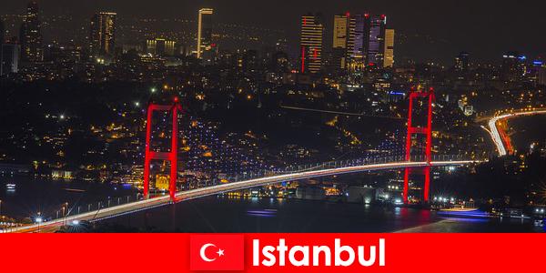 Cuộc sống về đêm tại các quán rượu, quán bar và câu lạc bộ của Istanbul cho những người trẻ tuổi