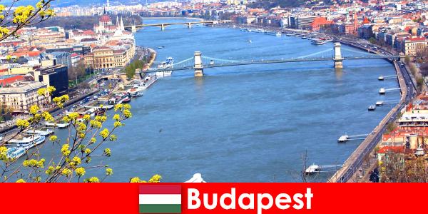 Budapest ở Hungary một mẹo du lịch phổ biến cho các kỳ nghỉ tắm và chăm sóc sức khỏe