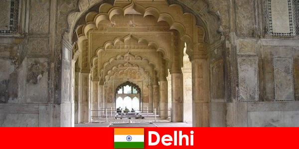 Người lạ yêu các chuyến đi văn hóa đến Delhi ở Ấn Độ