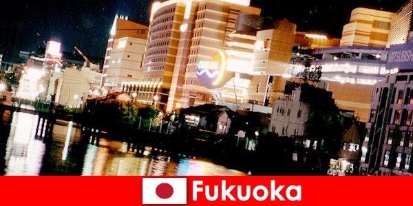 Fukuoka nhiều câu lạc bộ đêm, câu lạc bộ đêm hoặc nhà hàng là nơi gặp gỡ hàng đầu cho khách du lịch