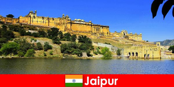 Người lạ ở Jaipur tình yêu cát đền hùng mạnh