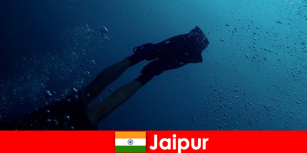 Các môn thể thao dưới nước ở Jaipur là mẹo tốt nhất cho thợ lặn