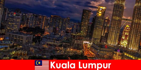 Kuala Lumpur luôn xứng đáng có một chuyến đi cho du khách Đông Nam Á