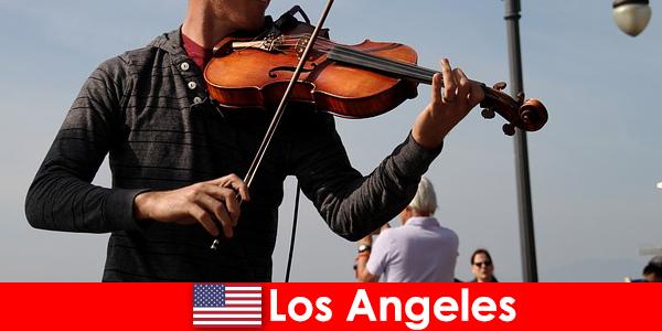 Những địa điểm tham quan đáng xem ở Los Angeles đối với du khách quốc tế