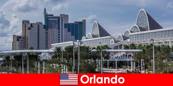 Orlando là điểm đến du lịch được ghé thăm nhiều nhất ở Hoa Kỳ