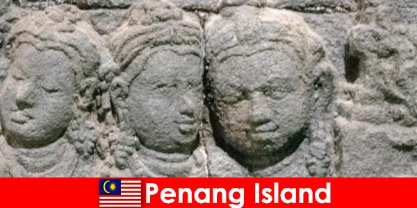 Đảo Penang có nhiều điểm tham quan và điểm nổi bật tuyệt vời trong một