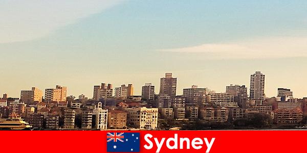 Sydney được biết đến là một trong những thành phố đa văn hóa nhất thế giới trong số những người nước ngoài