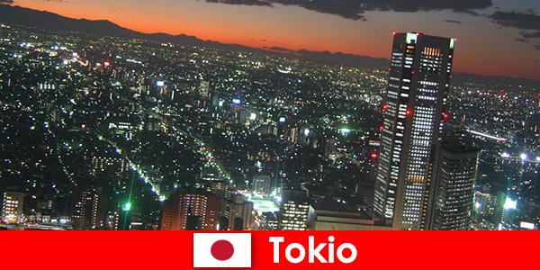 Người lạ yêu Tokyo – thành phố lớn nhất và hiện đại nhất thế giới