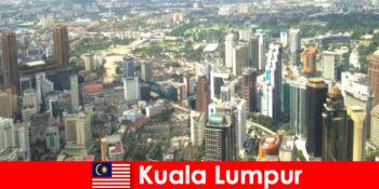 Kuala Lumpur ở Malaysia Những người yêu thích châu Á đến đây nhiều lần