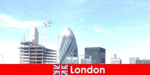Các việc phải làm ở London từ Anh