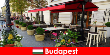 Điểm đến nghỉ ngơi ngắn ở Budapest Hungary cho du khách với hương vị ẩm thực cao cấp