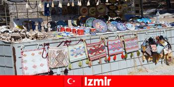 Trải nghiệm tản bộ cho người lạ ở các quận chợ của Izmir Thổ Nhĩ Kỳ