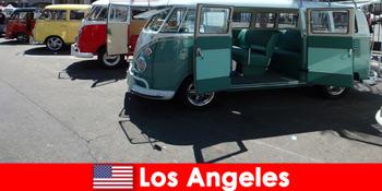 Người nước ngoài thuê xe giá rẻ ở Los Angeles Hoa Kỳ cho các chuyến đi khám phá
