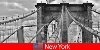 Chuyến đi tự phát ra nước ngoài đến thủ đô thế giới New York Hoa Kỳ