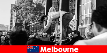Nghệ thuật và văn hóa cho khách du lịch sáng tạo ở Melbourne Úc