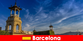 Các địa điểm khảo cổ ở Barcelona Tây Ban Nha đang chờ đợi khách du lịch lịch sử nhiệt tình