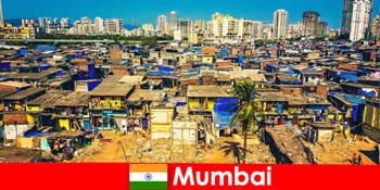 Ở Mumbai Ấn Độ, du khách trải nghiệm sự tương phản của thành phố tuyệt vời này