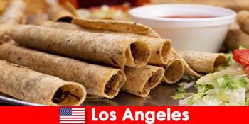 Du khách nước ngoài có thể mong đợi một sự kiện ẩm thực linh hoạt tại các nhà hàng tốt nhất ở Los Angeles Hoa Kỳ