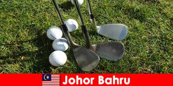 Mẹo nội bộ – Johor Bahru Malaysia có nhiều sân golf tuyệt vời cho khách du lịch năng động