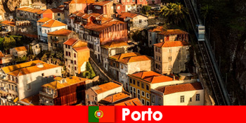 Cuối tuần tản bộ qua khu phố cổ porto Bồ Đào Nha