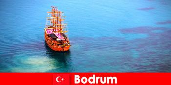 Chuyến đi câu lạc bộ cho các thành viên với bạn bè ở Bodrum Thổ Nhĩ Kỳ xinh đẹp