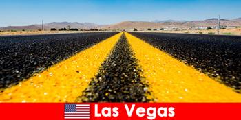 Các hoạt động phiêu lưu và thể thao cảm giác mạnh trải nghiệm du khách ở Las Vegas Hoa Kỳ