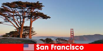 Trải nghiệm phiêu lưu San Francisco cho người đi bộ đường dài ở Hoa Kỳ