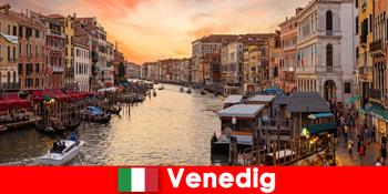 Venice ở Ý Lời khuyên nhỏ Cấm và quy tắc cho khách du lịch